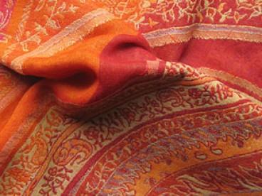 Cashmere shawl Jamawar